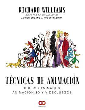 Técnicas de animación. Dibujos animados, animación 3D y videojuegos, 2019