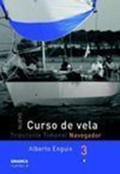 """Imagen de Curso de Vela Tripulante Timonel Navegador Tomo 3 """"Navegador"""""""