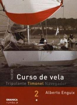 "Imagen de Curso de Vela Tripulante Timonel Navegador Tomo 2 ""Timotel"""