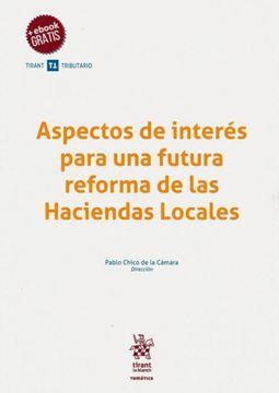 Imagen de Aspectos de interés para una futura reforma de las Haciendas Locales, 2019