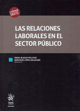 Imagen de Las Relaciones Laborales en el Sector Público, 2019