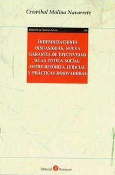 """Imagen de Indemnizaciones disuasorias, nueva garantía de efectividad de la tutela social, 2019 """"Entre retórica judicial y prácticas innovadoras"""""""
