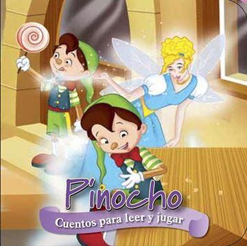 """Pinocho """"con peluche"""""""