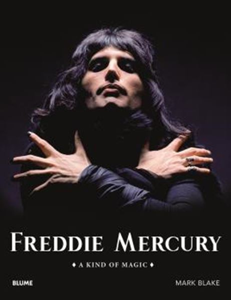 "Freddie Mercury (2019) ""A kind of Magic"""