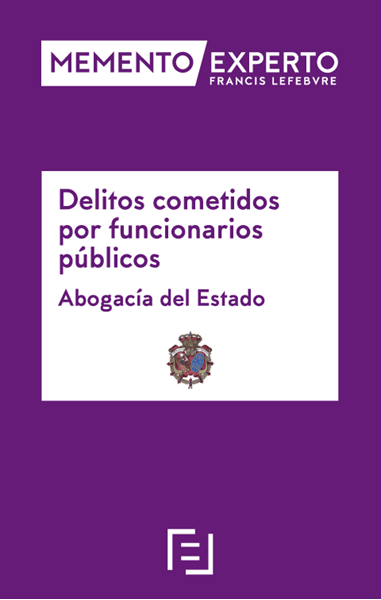 """Imagen de Delitos cometidos por funcionarios públicos, 2019 """"Abogacía del Estado"""""""
