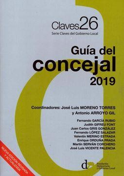 Imagen de Guía del concejal 2019