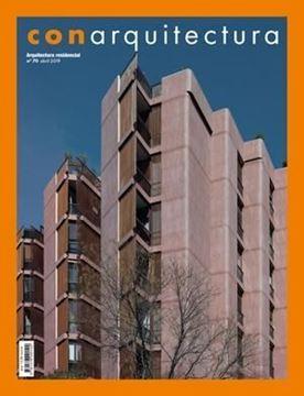 """Imagen de Conarquitectura Num. 70 """"Rústico y urbano"""""""