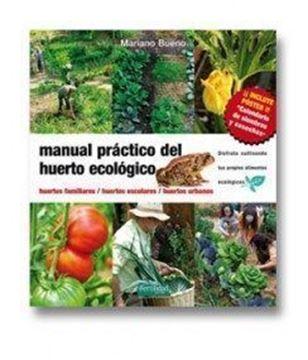 Imagen de Manual práctico del huerto ecológico
