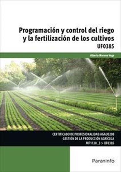 Imagen de Programación y control del riego y la fertilización de los cultivos UF0385
