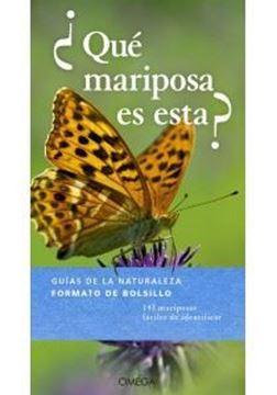 """Imagen de ¿Qué mariposa es esta? """"Guías de la naturaleza. Formáto de bolsillo"""""""
