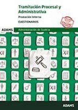 Imagen de Cuestionarios Tramitación Procesal y Administrativa Promoción Interna, 2019