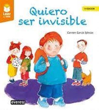 Imagen de Quiero ser invisible