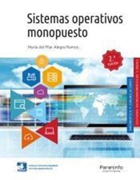 Imagen de Sistemas operativos monopuesto 2.ª edición 2019