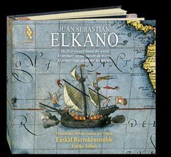 Imagen de Juan Sebastián ELKANO + 2 CDS