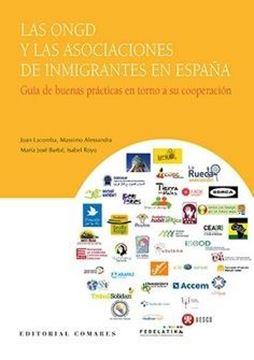 """Las ONGD y las asociaciones de inmigrantes en España,  2019 """"Guía de buenas prácticas en torno a su cooperación"""""""