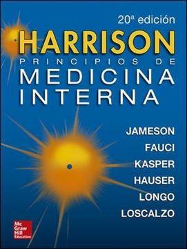 """Harrison. Principios de Medicina Interna, 20ª ed, 2019 """"2 Volumenes"""""""