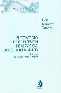 """Imagen de Contrato de Concesión de Servicios, El """"Un estudio jurídico"""""""