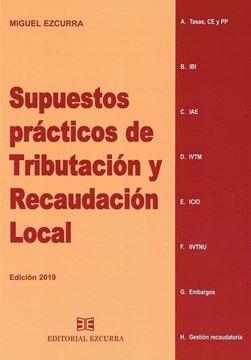 Imagen de Supuestos prácticos de tributación y recaudación local, 2019