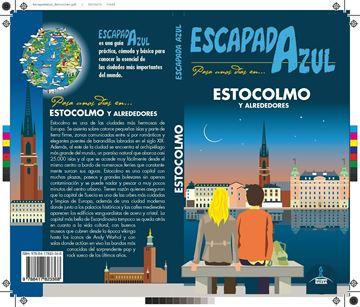 Estocolmo Escapada Azul 2019