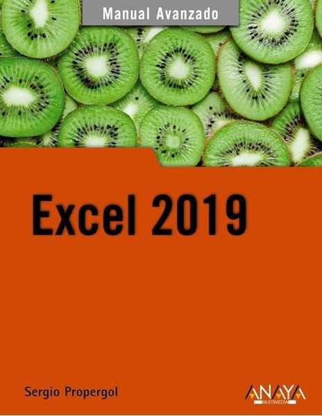 """Excel 2019 """"Manual avanzado"""""""