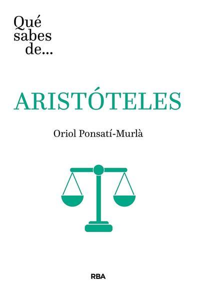 Qué sabes de Aristóteles