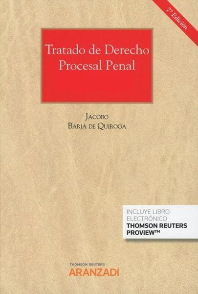 Imagen de Tratado de derecho procesal penal (Tomo I y II), 7ª ed, 2019