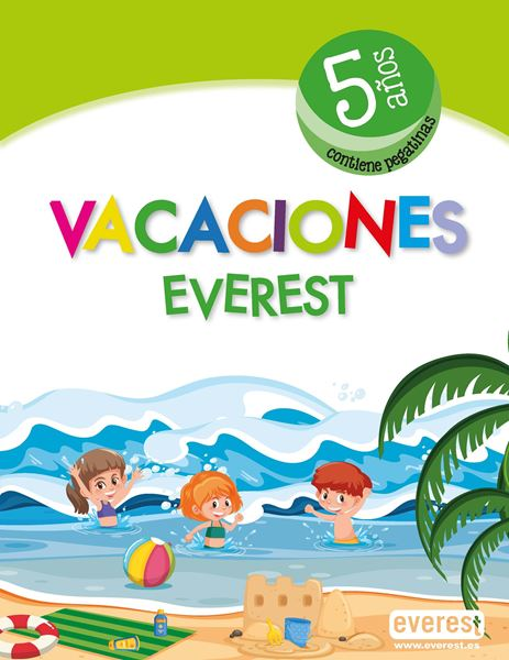 Vacaciones 5 años