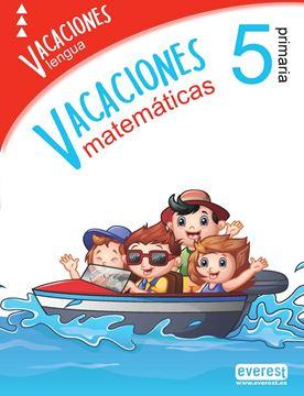 """Vacaciones 5º Primaria """"Lengua y matemáticas"""""""