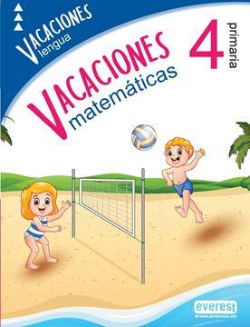 """Vacaciones 4º Primaria """"Lengua y matemáticas"""""""