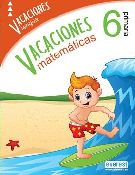 """Vacaciones 6º Primaria """"Lengua y matemáticas"""""""