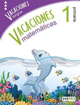 """Vacaciones 1º Primaria """"Lengua y matemáticas"""""""
