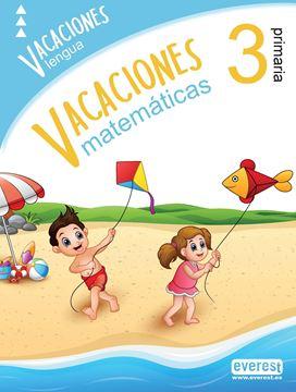 """Vacaciones 3º Primaria """"Lengua y matemáticas"""""""