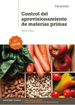Control del aprovisionamiento de materias primas 2.ª edición 2019
