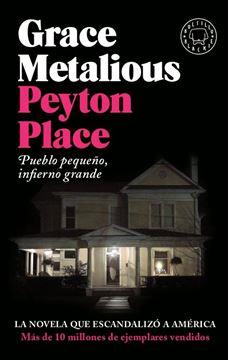 """Peyton Place """"Pueblo pequeño, infierno grande"""""""