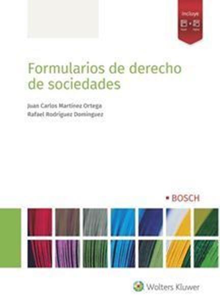 Imagen de Formularios de derecho de sociedades, 2019