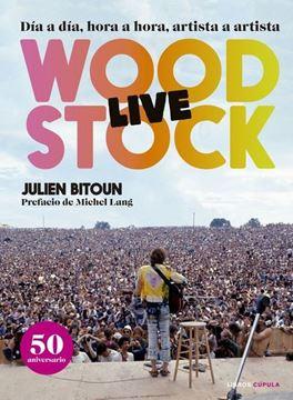 """Imagen de Woodstock """"Live"""""""