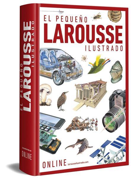 Pequeño Larousse ilustrado 2019, El