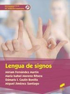 Lenguaje de signos CFGS