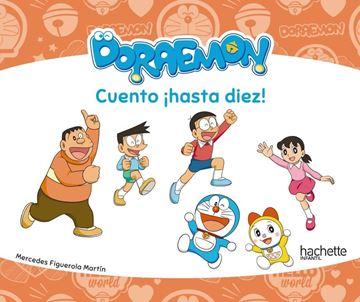 """Cuento ¡hasta diez! con Doraemon """"A partir de 4 años"""""""