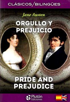 """Orgullo y prejuicio (español-inglés) """"Pride and prejudice"""""""