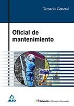Temario general: Oficial de mantenimiento