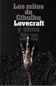 """Mitos de Cthulhu, Los """"Narraciones de horror cósmico"""""""