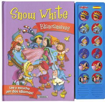 """Blancanieves - Snow White """"Lee y escucha en dos idiomas"""""""