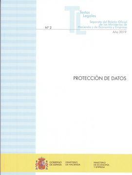 "Protección de datos ""Actualización febrero 2019"""