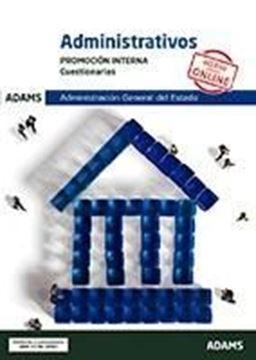 Imagen de Cuestionarios Administrativos Administración General del Estado. Promoción Interna, 2019