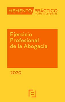 Imagen de Memento práctico Ejercicio Profesional de la Abogacía 2020