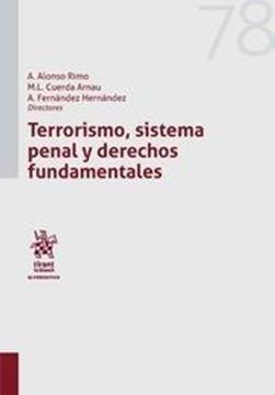Imagen de Terrorismo, sistema penal y derechos fundamentales