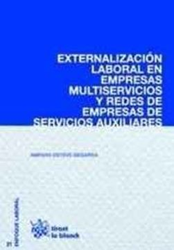 Imagen de Externalización laboral en empresas multiservicios y redes de empresas de servicios auxiliares