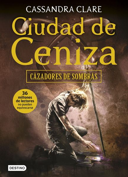 """Ciudad de Ceniza """"Cazadores de sombras 2"""""""