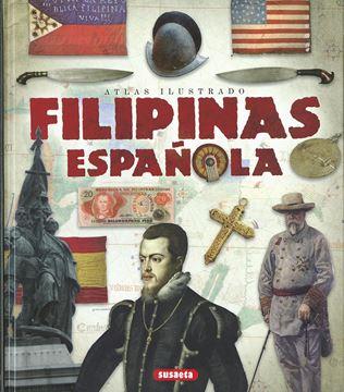 Atlas ilustrado de Filipinas española